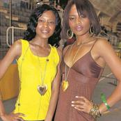 Old Pictures of Bonang And Lerato Kganyako have Resurfaced the Internet : See