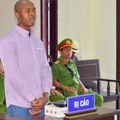 Vietnam: un nigérian condamné à mort pour avoir fait du trafic de drogue dans le pays