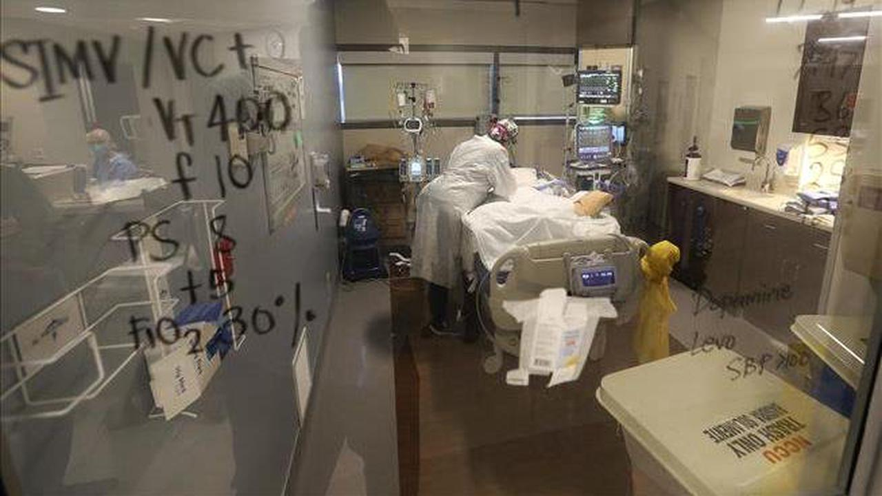 The ICU Bed Shortage May Be Worse This Time Around