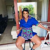 Insane! She has done it and Mzansi loves it, SEE what this Slay Queen did for herself.