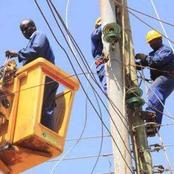 KPLC Announces a Long Electricity Blackout on Monday, March 1, Check if You Will be Affected