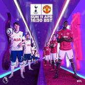 Clash of Clans At Stake As Tottenham Hotspurs Takes On Manchester United