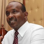 Mutai Gives Duale One Option After Admitting SGR Was Inflated By 'Deep State'