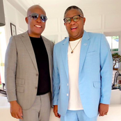 Fikile Mbalula and EFF Leader Julius Malema meet for a discussion.