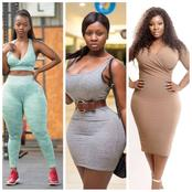 Photos:Take A Look At 8 African Celebrities With Curvy Shapes
