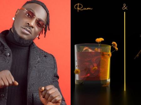 """Peruzzi Features Davido, Tiwa Savage And Other Stars On His New Album, """"Rum And Boogie"""""""