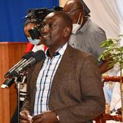 DP Ruto Under Fire After His