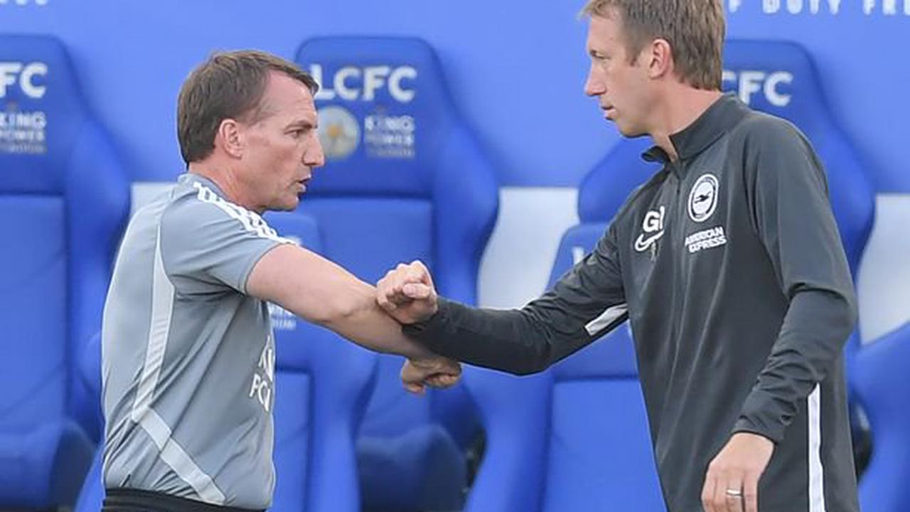 Brighton boss delivers Leicester City and Brendan Rodgers verdict ahead of Premier League clash