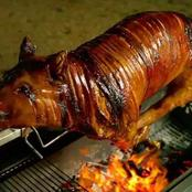 Do You Eat Pork? If Yes, Then Spend 1min Of Your Time To Read This- Very Necessary