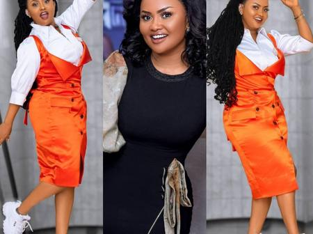 Hot and stunning pictures of Empress Nana Ama McBrown which you need to checkout.