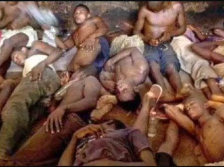Sad Conditions lnside Nigeria Prison (Photos).