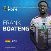 U-20 AFCON: We are determined to win the competition - Frank Boateng