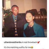 UtandoNesitembu's Musa Mseleku trends after his old photo is revealed