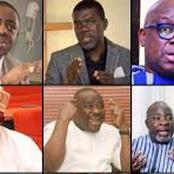 Opinion: 5 Strong Politicians That Will Join APC for 2023 General Election in Nigeria