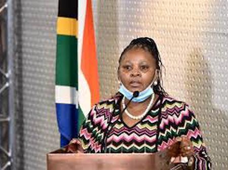Safeguard Minister Nosiviwe Mapisa-Nqakula ensnared in R5m outrage.