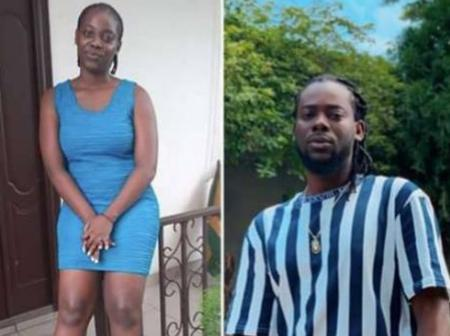 Picture of a Lady who looks like Adekunle Gold, now exposed on Facebook by AY.