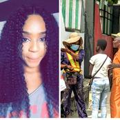 Lady shares 'touching encounter' she had with a woman and her little daughter who is an artist