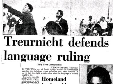 Opinion: Soweto 1976, A real history of betrayal by our own brothers.