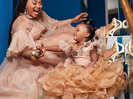 I did not get pregnant the natural way as many woman - Nana Ama McBrown