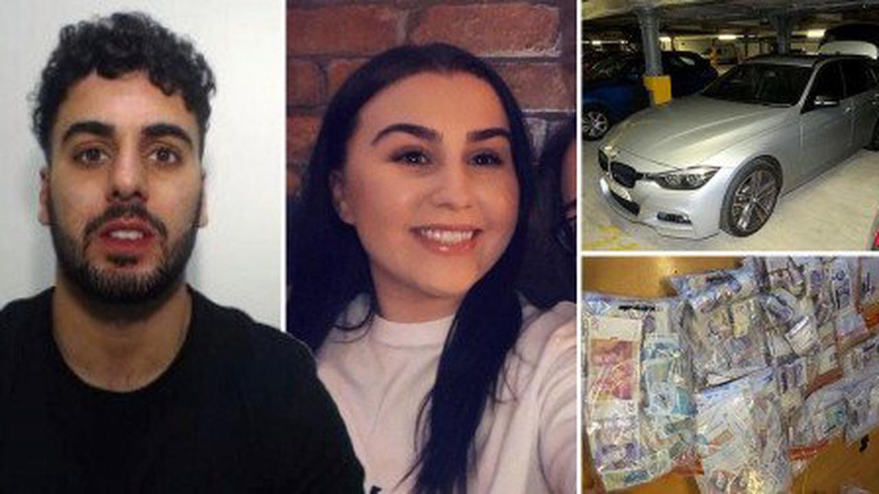 Topshop worker bought £29,000 Rolex through cocaine empire built with boyfriend