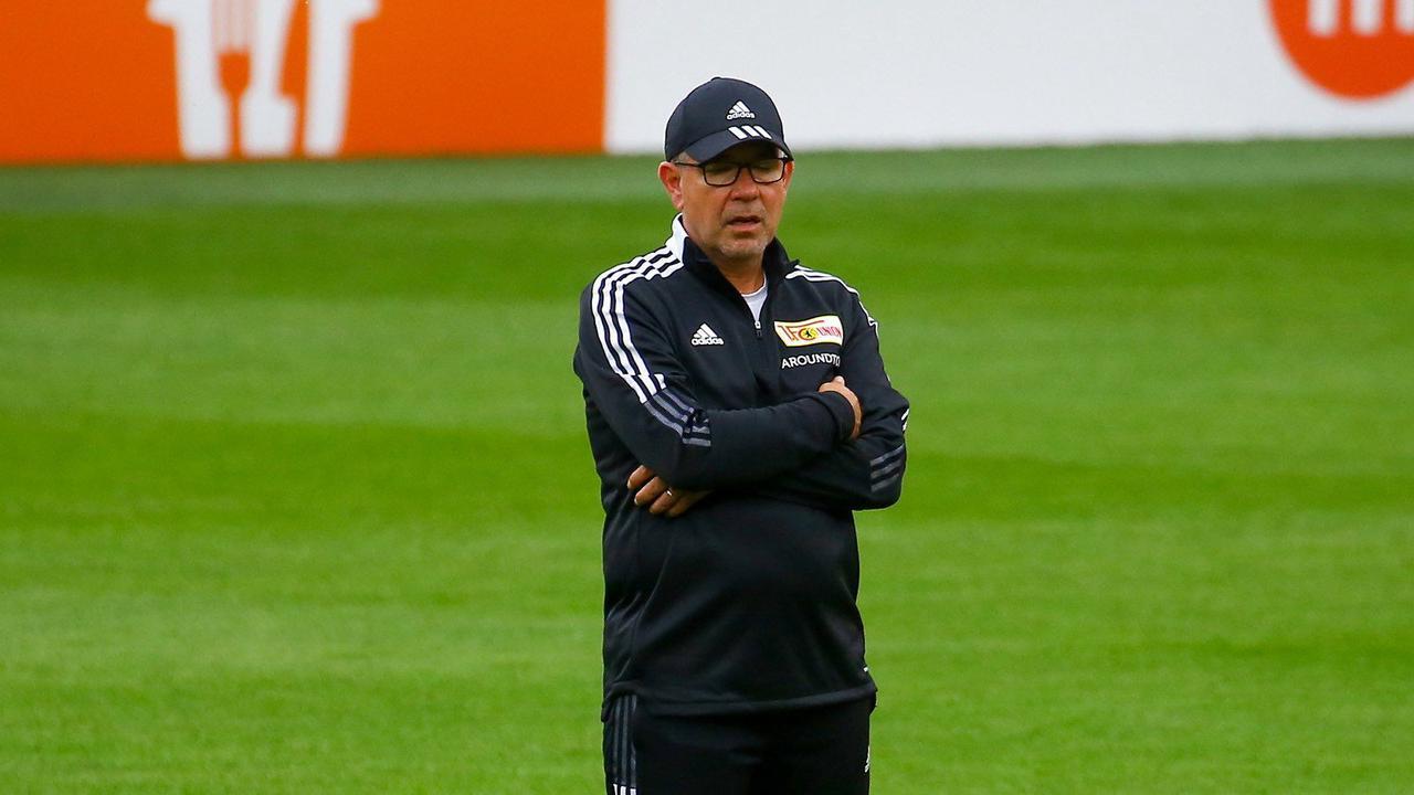 So will Unions Trainer Fischer Dortmund überraschen