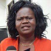 More Drama Senator Cleophas Malala Slaps Gladys Wanga at Bulimbo Primary School
