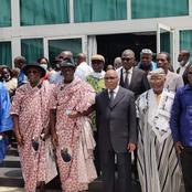 Comité d'accueil de Gbagbo :  un