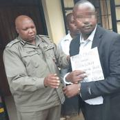 Police Arrest School Principal Caught With Form Four Girl in His House After KCSE Exam