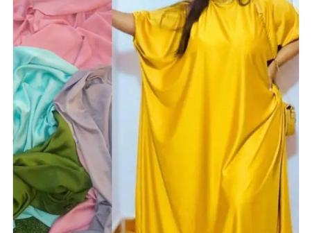 Dear Ladies, Checkout Adorable Bubu Styles To Rock To Church This Easter Sunday