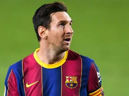 Aguero Speaks On Lionel Messi's move To Man City