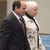 أجملهم قصة السيسي وزوجته.. كيف تعرف رؤساء مصر على زوجاتهم؟