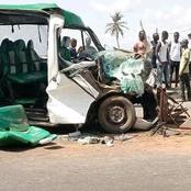 Grave accident entre un Gbaka et poids lourd à Portbouët, plusieurs victimes enregistrées