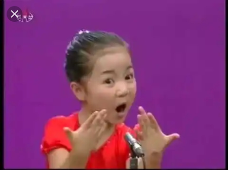 The Lyrics Of The Famous Song Performed By This Little Girl Will Give You Goosebumps
