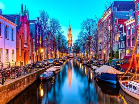 Voici le top 20 des villes les plus belles du monde