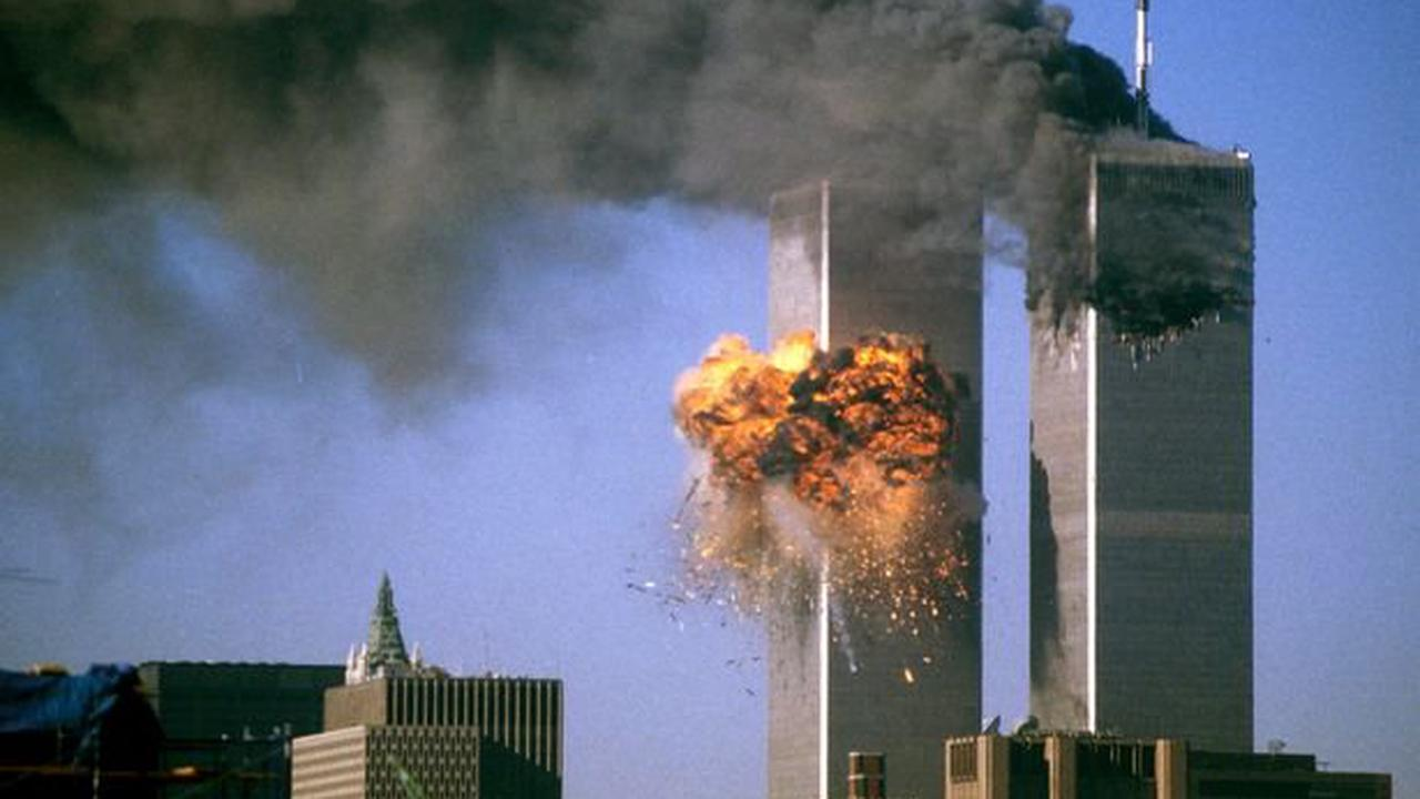 Man falling from Twin Towers still haunts the world 20 years on from 9/11