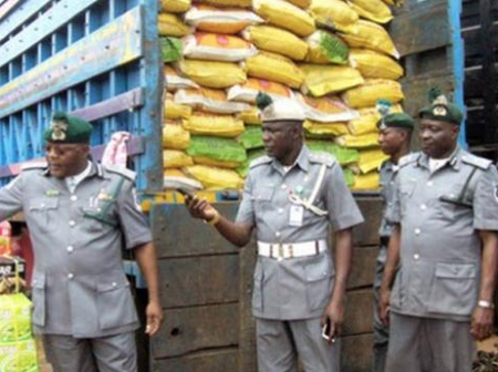 Should Customs Release All The Seized Bags Of Rice And Share To Nigerians?