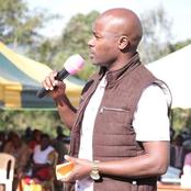 Bomet Governor Hillary Barchok Mourns the Death of His Deputy's Brother