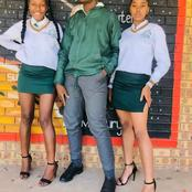 They Must Be Suspended, Is it Right for Students to Dress like this At School / opinion