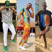 Best Dressed Male Celebrities In Nigeria In 2020