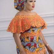 Checkout these different charming Ankara dress styles that are nice to rock
