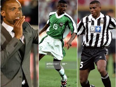 Meet The Former Nigerian Player Who Has Coached Foreign Clubs (PHOTOS)