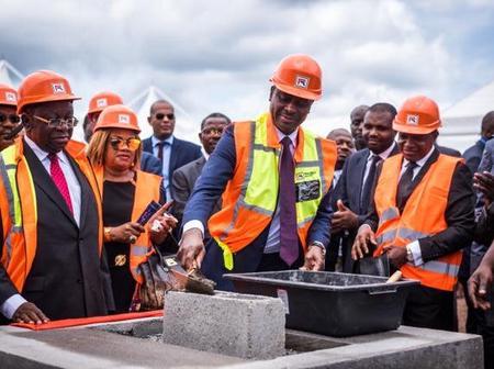 Cameroun : un natif du pays construit un gigantesque hyper marché à Douala
