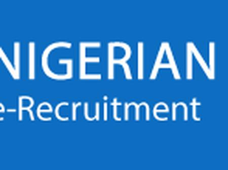 Navy Recruitment: Checkout Nigerian Navy 2020 DSSC Shortlisted List