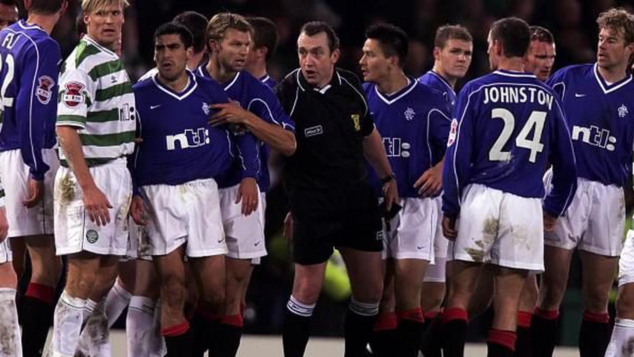 Jonathan Gould on how Martin O'Neill's team talk before powderkeg Old Firm semi-final clash left him reeling
