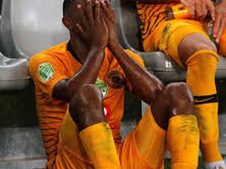 Former Kaizer Chiefs player in limbo after being dropped by top PSL Side