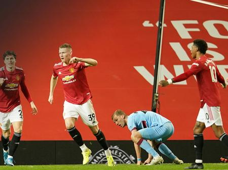 Fernandes, Rashford failed to Score as an own goal from West Ham gave them three points