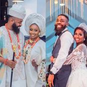 Checkout Over 32 Star-studded Pictures And Adorable Moments From Woli Arole's Wedding