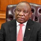 Leaked document reveals lockdown will be extended by Cyril Ramaphosa