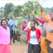 Tension In Kiambu As Teenagers Steal And Milk Cows In Search Of Money To Buy Drugs