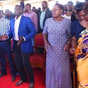 Rigathi Gachagua And Moses Kuria Divided on Alleged Talks Between Ruto and Raila Odinga Coalition